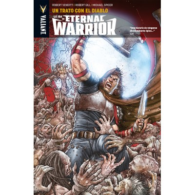 La ira de Eternal Warrior nº 03