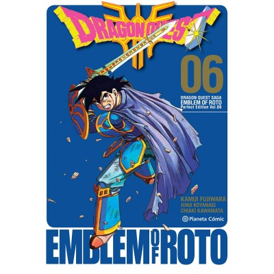 Dragon Quest: Emblem of Roto nº 06