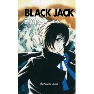 Black Jack nº 05 (Nueva edición)