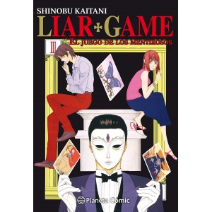 Liar Game nº 03 (Nueva edición)