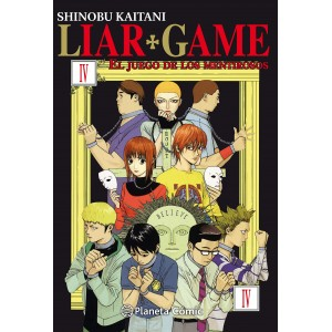 Liar Game nº 04 (Nueva edición)