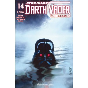 Star Wars Darth Vader: Lord oscuro nº 14