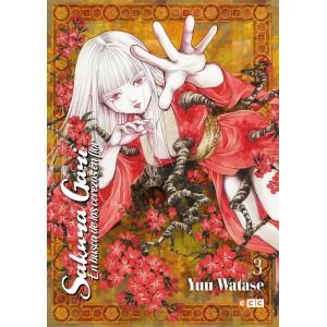 Sakura Gari: En busca de los cerezos en flor nº 03
