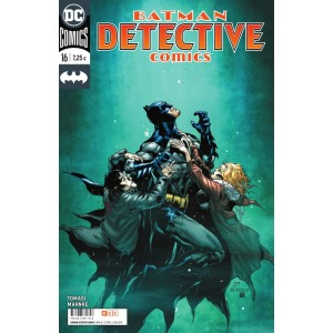 Batman: Detective Comics nº 16