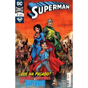 Superman nº 86/ 07