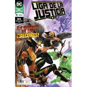Liga de la Justicia nº 89/ 11