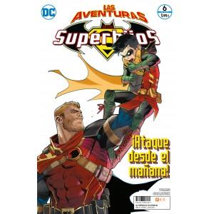 Las aventuras de los Superhijos nº 06