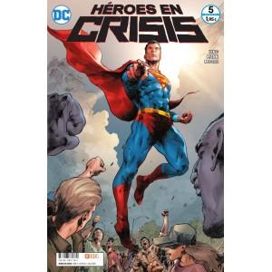 Héroes en crisis nº 05