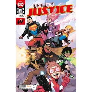 Young Justice nº 01