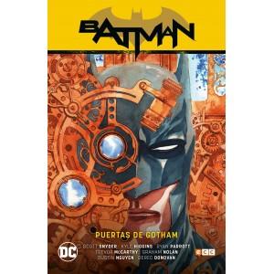 Batman: Las puertas de Gotham