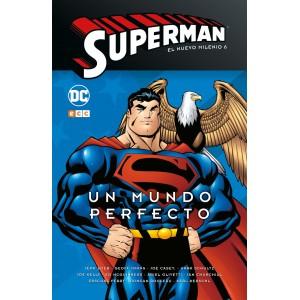 Superman: El nuevo milenio nº 06 - Un mundo perfecto