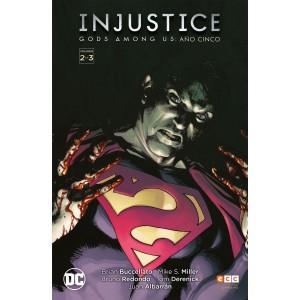Injustice: Año cinco nº 02