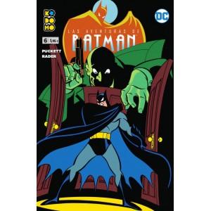 Las aventuras de Batman nº 06
