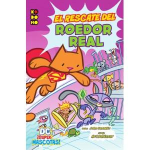 DC Supermascotas: El rescate del roedor real