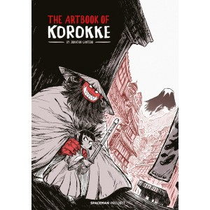 The artbook of Korokke