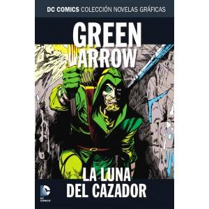 Colección novelas gráficas nº 84: Green Arrow: La luna del cazador