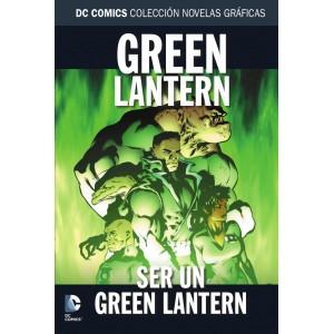 Colección novelas gráficas nº 85: Green Lantern Corps: Ser un Green Lantern