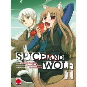 Spice and Wolf nº 01