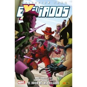100% Marvel. Exiliados nº 02