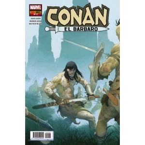 Conan, el bárbaro nº 02