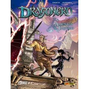 Dragonero: Amenaza al Imperio