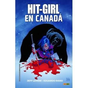 Hit Girl en Canadá