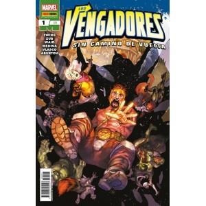 Los Vengadores: Sin camino de vuelta nº 01