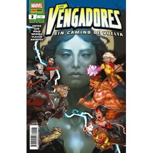 Los Vengadores: Sin camino de vuelta nº 02