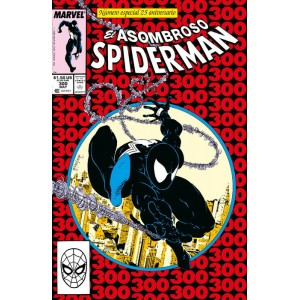 Marvel Facsímil nº 06: The Amazing Spider-Man nº 300