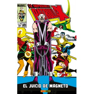 Marvel Gold. La imposible Patrulla-X nº 06