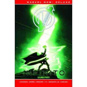 Marvel Now! Deluxe. Los Vengadores de Jonathan Hickman nº 04
