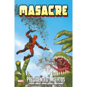 Marvel Omnibus. Masacre de Gerry Duggan nº 01