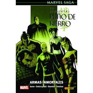 Marvel Saga nº 82. El inmortal Puño de Hierro nº 06