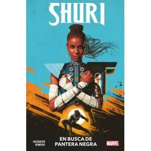 Héroes Marvel - Shuri nº 01