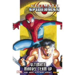 Ultimate Integral. Ultimate Spiderman nº 03