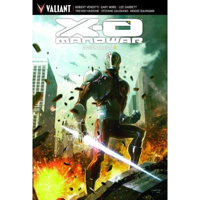 XO Manowar nº 02 (Edición de lujo)
