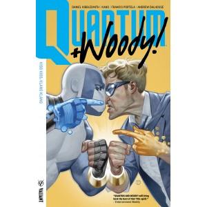 Quantum + Woody nº 01 (Tomo recopilatorio)