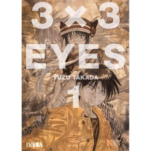 3x3 Eyes nº 01