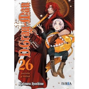 D.Gray-Man nº 26