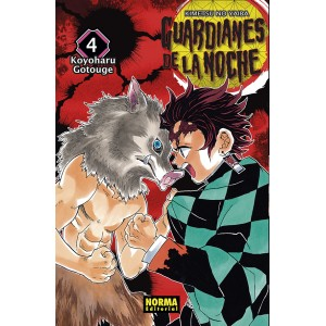 Guardianes de la noche nº 04
