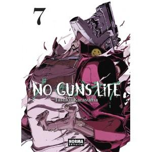 No Guns Life nº 07