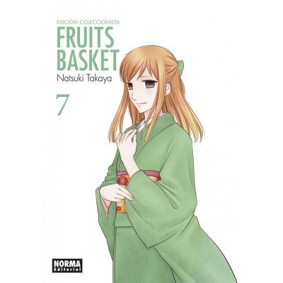 Fruits Basket Edición Coleccionista nº 07