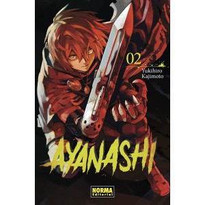 Ayanashi nº 02