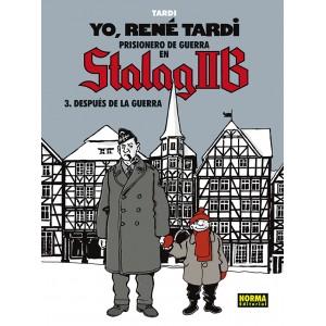 Yo, René Tardi: Prisionero de Guerra en Stalag IIB nº 03 - Después de la guerra