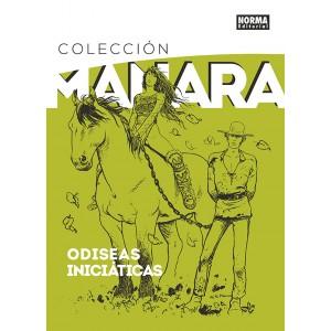 Colección Manara nº 08: Odiseas iniciáticas