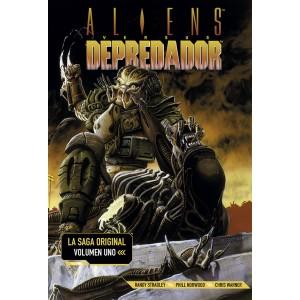 Aliens Versus Depredador nº 01