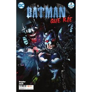 El Batman que ríe nº 03