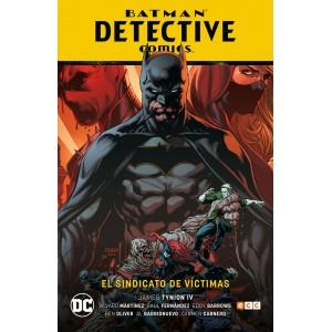 Batman Detective Comics nº 02: El sindicato de víctimas