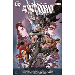 Batman y Robin eternos: Integral