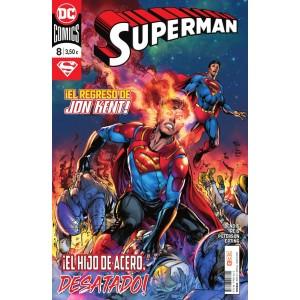 Superman nº 87/ 08